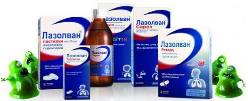 Отхаркивающие средства при мокром кашле: фармакологические препараты и народные средства