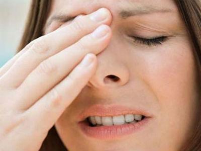 нос заложен запах изо рта