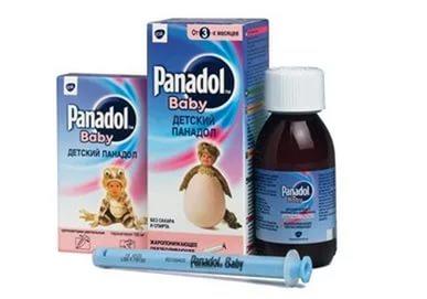панадол в таблетках для детей инструкция