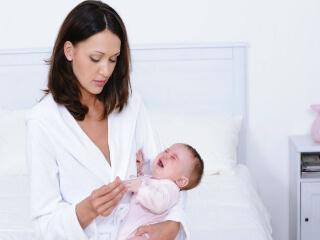 Что можно пить от гриппа кормящей маме