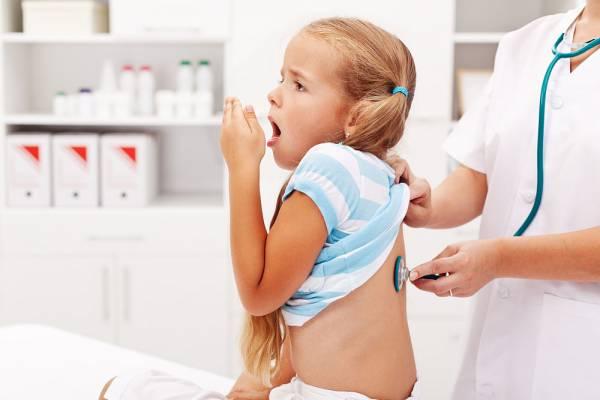 Детская сухая микстура от кашля и ее воздействие на мокроту