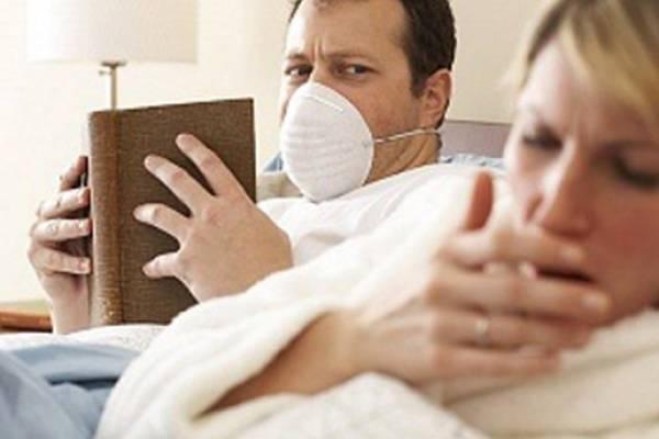Кашель сухой без температуры у взрослого лечение