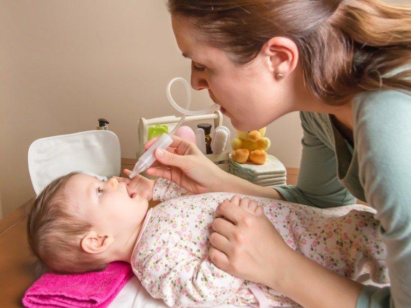 Насморк кашель у 5 месячного ребенка
