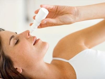 Какие сосудосуживающие капли можно при беременности