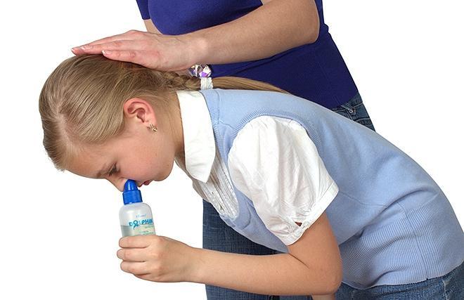 Промыть нос кукушкой в домашних условиях