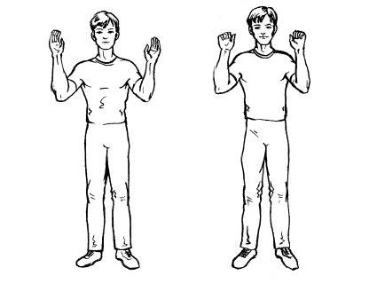 Дыхательные упражнения при гайморите по современной методике Стрельниковой легко выполняются и не требуют особой физической подготовки