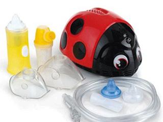 Ингалятор для детей: как выбрать подходящий и как проводить ингаляции при насморке у детей