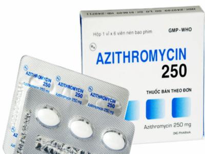 Азитромицин при ангине: в