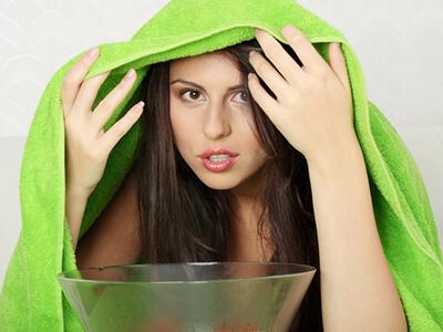 Ингаляции – проверенное народное средство для лечения насморка