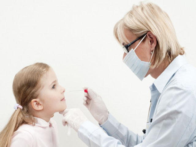 Почему у ребенка заложен нос но соплей нет