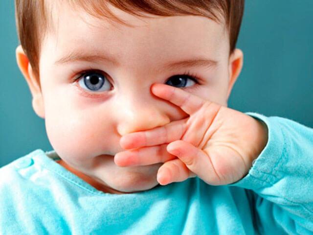Лечение заложенности носа без насморка у ребенка