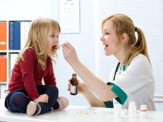 Как давать Тонзилгон ребенку
