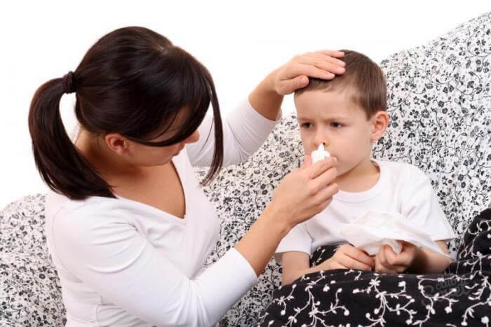 Спрей Назонекс для детей