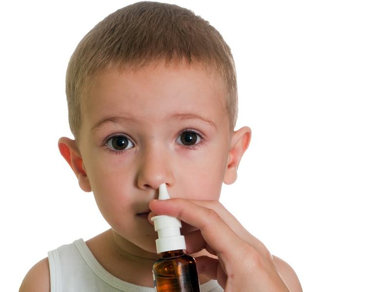 Ринофлуимуцил детям