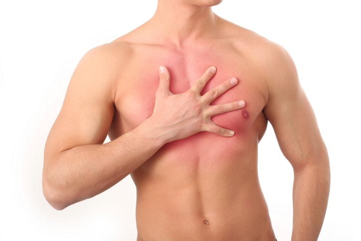 Заболевания легких и их симптомы